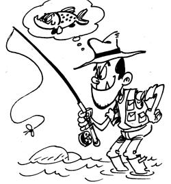 Les principales techniques de pêche : la pêche au carnassier