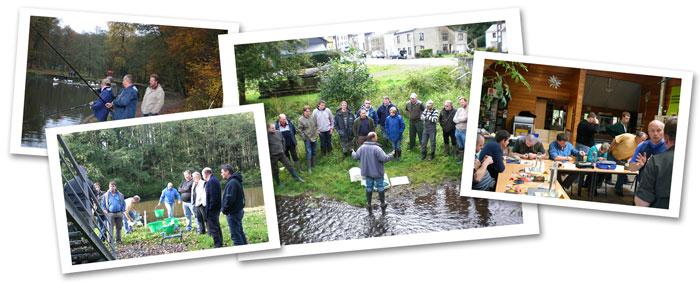 Formation de formateur de pêche à Habay-la-Neuve en 2010